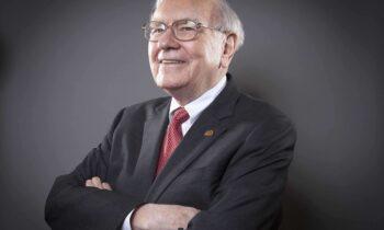 Najlepszy inwestor świata – Warren Buffet.